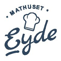 Mathuset Eyde logo